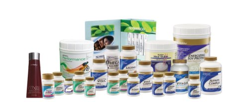 Shaklee-Products