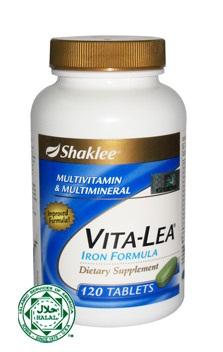 Vita-Lea-Iron-Formula