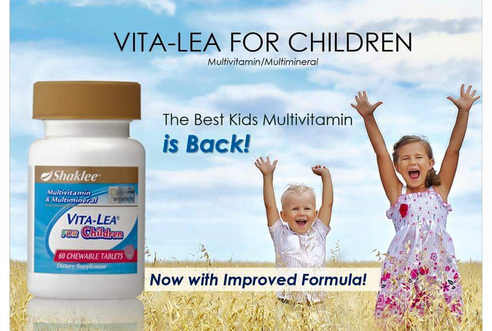 the best multivitamin for children